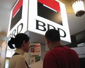 Cat plateste BRD pentru fraudele anchetate de DIICOT