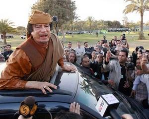 Gadhafi a acceptat planul de pace propus de Uniunea Africana
