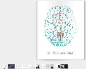 Google si-a lansat propria revista de business - Think Quarterly