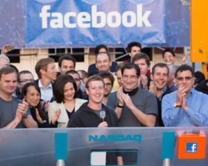 Actionarii Facebook au dat in judecata compania si pe Mark Zuckerberg