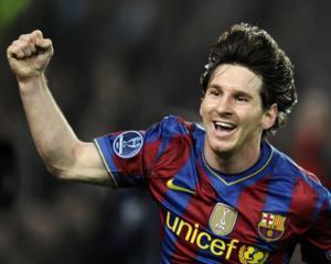 Messi nu vrea sa-l