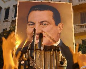 Elvetia a decis inghetarea imediata a averii lui Mubarak