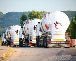 Holcim a vandut cu 15,7% mai mult ciment in primul trimestru