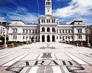 Orasul Arad candideaza la titlul de capitala culturala europeana a anului 2021