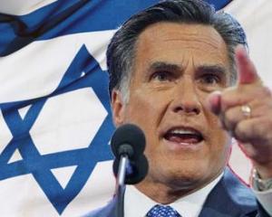 Romney incearca marea cu degetul