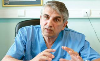 Profesorul ortoped Gheorghe Burnei: