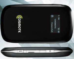Cosmote a lansat hotspot-ul mobil Connect MF60