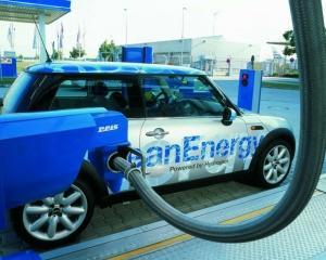 Ariadna Oslobeanu, Ernst & Young Romania: Autoturismele pe hidrogen, cealalta alternativa