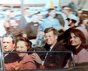 TEORIA CONSPIRATIEI: Jackie Kennedy l-a suspectat pe vicepresedintele Lyndon Johnson de implicare in asasinarea lui JFK