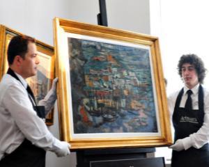 Licitatie cu pret de pornire 80.000 euro pentru tablouri Andreescu si Tonitza