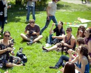 Activitati de relaxare pentru bucuresteni in parcurile din sectorul 3