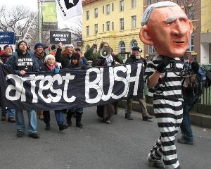 Amnesty International cere din nou arestarea lui George W. Bush