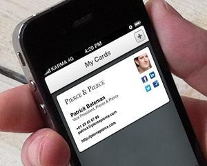 5 aplicatii pentru digitalizarea cartilor de vizita