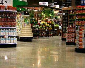 WWF: Supermarketurile din Romania si Bulgaria au standarde de mediu slabe