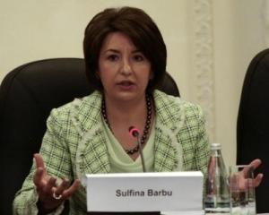 Este Oficial: Sulfina Barbu vine la Munca