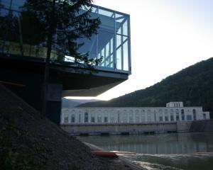 Primul premiu de arhitectura pentru o lucrare de stat