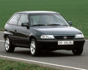 Opel nu va mai construi modelul Astra in Germania