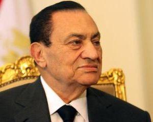 EGIPT: Presa oficiala spune ca Mubarak nu este in coma