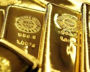Bancile centrale si-au umplut vistieriile cu aur