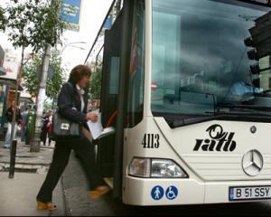 Revolutie in mijloacele de transport. Bucurestenii vor putea plati cu cardul cotravaloarea calatoriilor