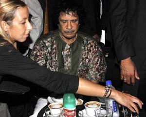 Wikileaks despe Gadhafi: Un om ciudat, cu toane