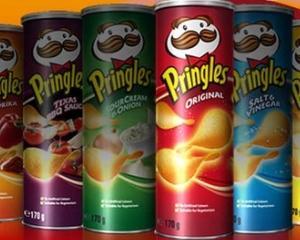 P&G va vinde Pringles pentru 1,5 miliarde de dolari