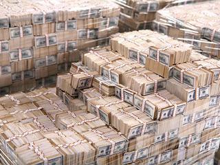Miliarde de dolari albi pentru achizitii care intarzie