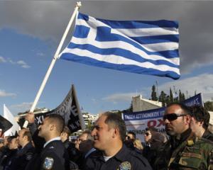 Economist: Frumoasa incercare, dar Grecia va parasi oricum Zona Euro