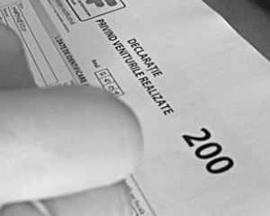 Amenda de pana la 500 de lei pentru nedeclararea veniturilor din 2011 pana la 25 mai
