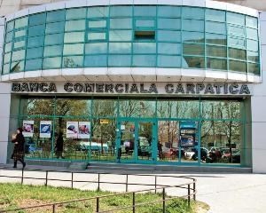 Banca Comerciala Carpatica si-a redus pierderile cu aproape 80%