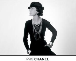 Chanel isi dezvaluie istoria intr-un site dedicat