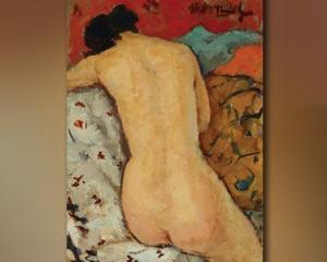 Record pe piata romaneasca de arta: 290.000 de euro pentru tabloul