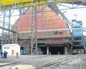Protest la combinatul siderurgic ArcelorMittal