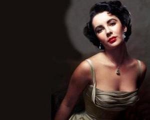 Garderoba lui Elizabeth Taylor va fi vanduta de Christies