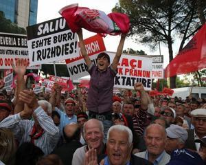 Tari cu risc politic in Balcani