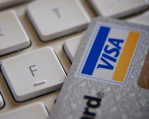 VISA: Valoarea taxelor si impozitelor platite de romani cu cardul s-a dublat in primele 11 luni din 2011