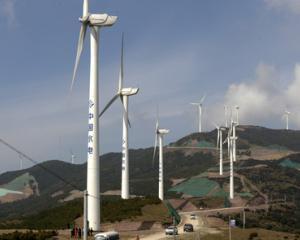 Energie eoliana pentru 9 milioane de locuinte in Europa de Est, pana in 2020