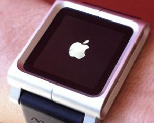 Apple va lansa un iPhone Smartwatch in 2013