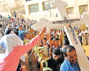 Crestinismul este in declin in Orientul Mijlociu