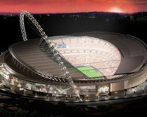 Stadionul Wembley, ramas fara chei