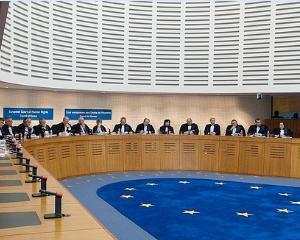 Romania, reclamata la CEDO