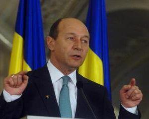 Traian Basescu: In MAI si la Finante este coruptie. Reformarea celor doua ministere a esuat