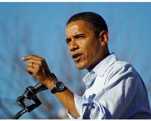 Obama incurajeaza studentii sa voteze