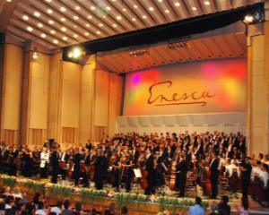 MAGIA EXISTA: Spotul de promovare al Festivalului Enescu a fost difuzat pe CNN