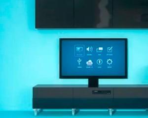 Ikea va integra televizoarele, cititoarele blu-ray si sistemele audio in mobilier