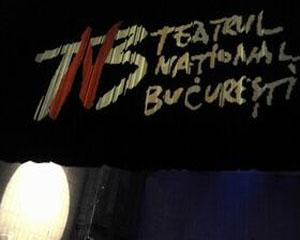 Teatrul National Bucuresti, gazda pentru
