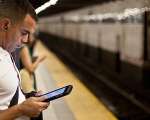 Utilizatorii Vodafone au acces gratuit la internet in metroul bucurestean
