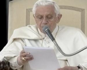 Papa cere incetarea conflictului din Coasta de Fildes
