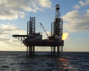 Gigantii lumii cauta petrol si gaze in Marea Neagra