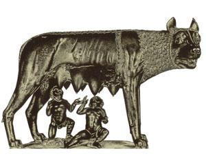 Romulus, Remus si... doua legende